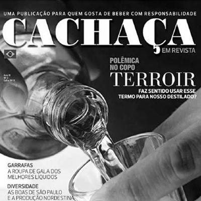 Lançamento Cachaça em Revista