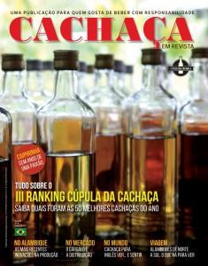 CAPA Revista da Cachaça