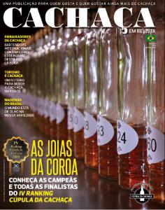 capa cachaça em revista 11