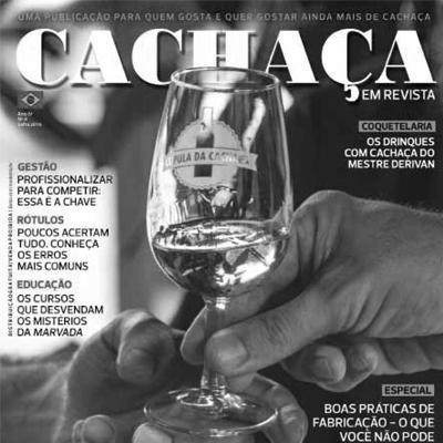 Cachaça em Revista – 2016