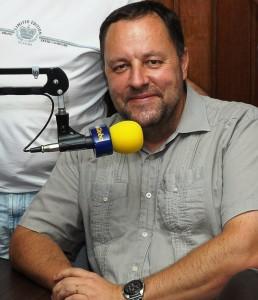 O cúpulo Cesar Adames