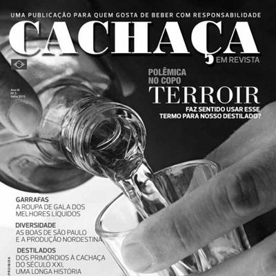 Cachaça em Revista – 2015